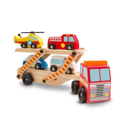 Kamiónik na autá a záchranárske vozidlá 1
