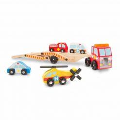 Kamiónik na autá a záchranárske vozidlá 2