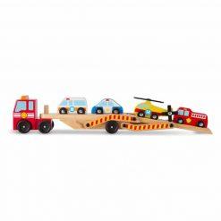 Kamiónik na autá a záchranárske vozidlá 3