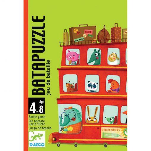 Kartová hra Bata Puzzle 1