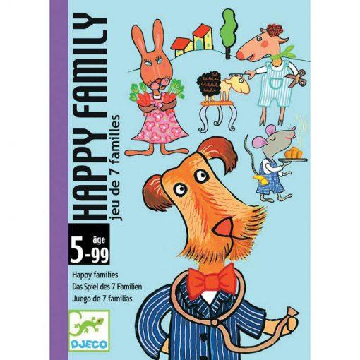 Kartová hra Happy Family 1