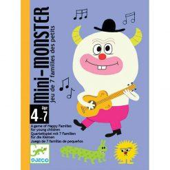 Kartová hra Mini Monster 1