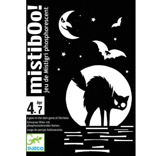 Kartová hra Mistiboo (Čierny Peter) 1