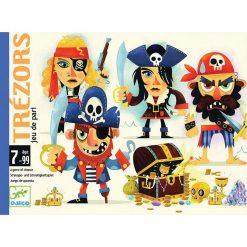 Kartová hra Pirátske poklady 1