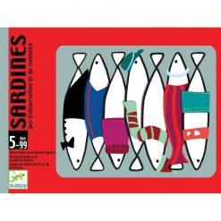 Kartová hra Sardinky 1