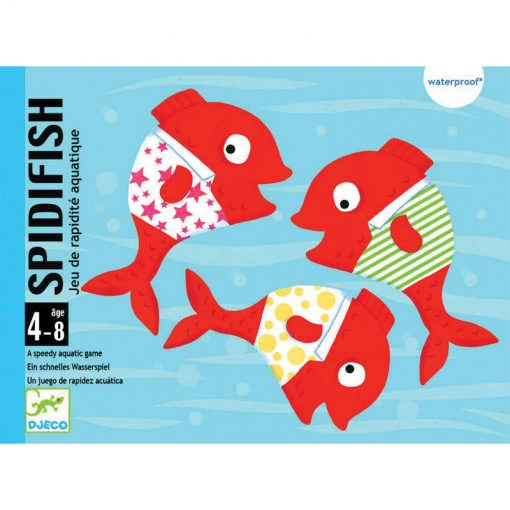 Kartová hra Spidifish 1