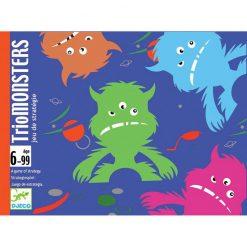 Kartová hra TrioMonsters 1