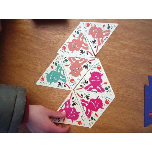 Kartová hra TrioMonsters 3
