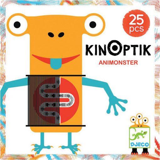 Kinoptik Animonster - Živé príšerky 2