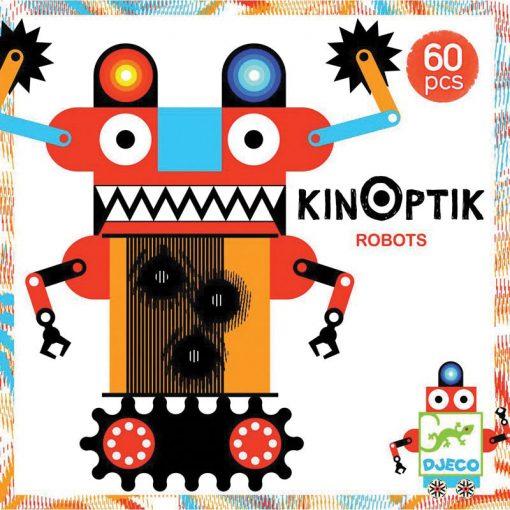 Kinoptik Robots - Roboti 1