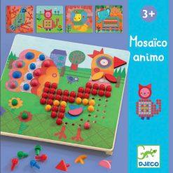Kolíčková mozaika Animo 1