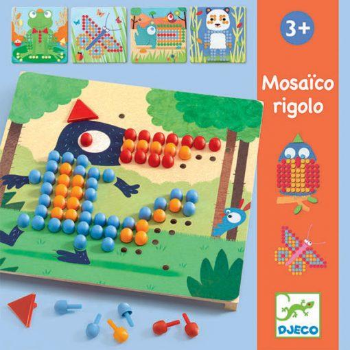 Kolíčková mozaika Rigolo 1