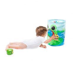 Kŕmenie žabky - Hádzajúca hra 3