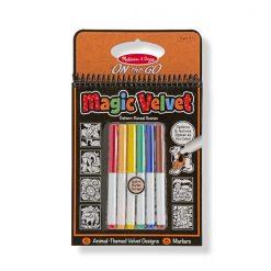 Magická kniha na farbenie - Zvieratá 1