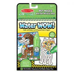 Magický štetec - Bludisko - Water WOW 1