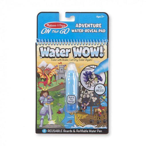 Magický štetec - Dobrodružstvo - Water WOW 1