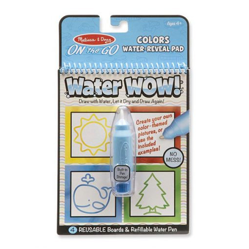 Magický štetec - Farby a tvary - Water WOW 1