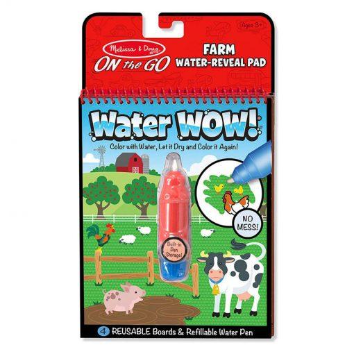 Magický štetec - Farma - Water WOW 1