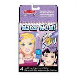Magický štetec - Líčenie a manikúra - Water WOW 1