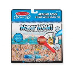 Magický štetec - Okolo mesta - Water WOW Deluxe 1