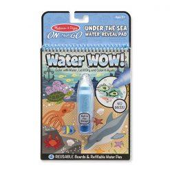 Magický štetec - Podmorský svet - Water WOW 1