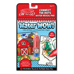 Magický štetec - Pospájaj body - Water WOW 1