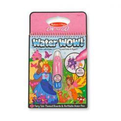 Magický štetec - Rozprávkové postavičky - Water WOW 1