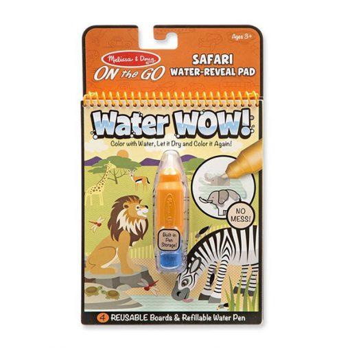 Magický štetec - Safari - Water WOW 1