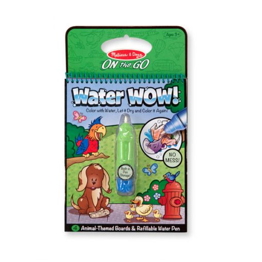 Magický štetec - Zvieratká - Water WOW 1
