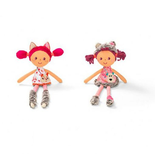 Mini bábika Cesaria 2