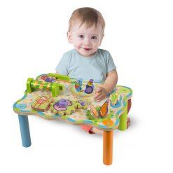 Moja prvá hračka - Aktivity stolík 2
