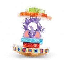 Moja prvá hračka - Navliekací hojdací sloník 2