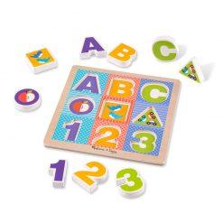 Moja prvá hračka - Puzzle ABC 123 2