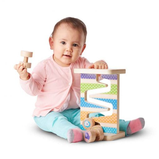 Moja prvá hračka - Zig-Zag veža so štyrmi valcami 3