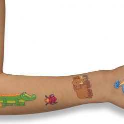 Moje prvé tetovačky - Modré 2