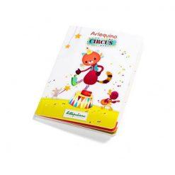 Multikombinačná knižka Cirkus 1