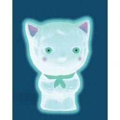 Nočné svetlo - Mačka 1