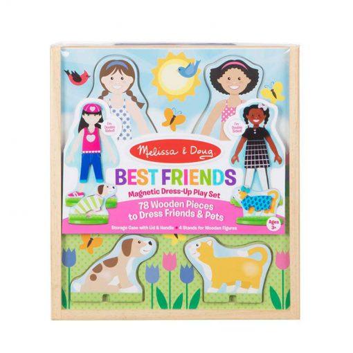 Obliekacie magnetky - Najlepší priateľia 1