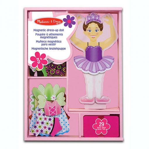 Obliekacie magnetky - Nina Ballerina 1