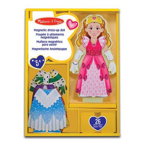 Obliekacie magnetky - Princezná Elise 1