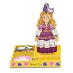 Obliekacie magnetky - Princezná Elise 2