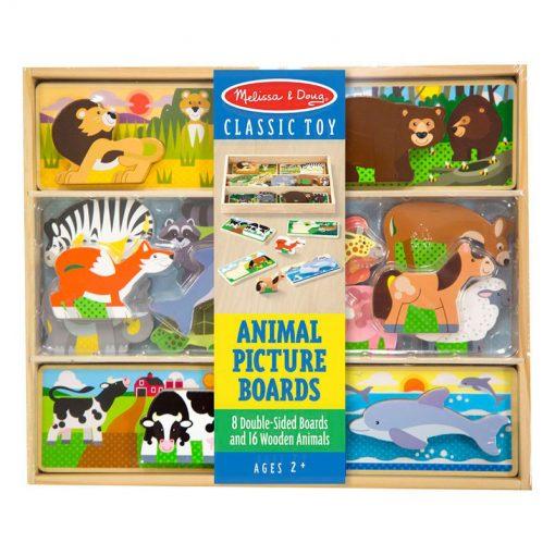 Obrazové tabule so zvieratkami 2