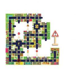 Obrovské puzzle Mesto 2