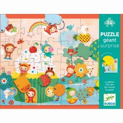 Obrovské puzzle s prekvapením - Koláčik 1