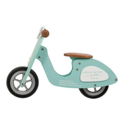 Odrážadlo Scooter - mint 1