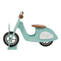 Odrážadlo Scooter - mint 4