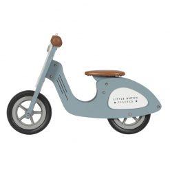 Odrážadlo Scooter - modrá 1