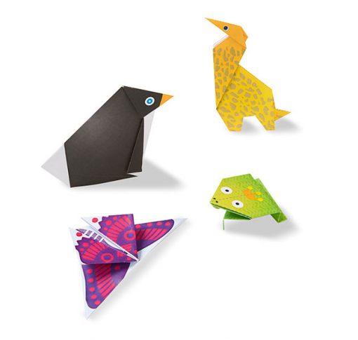 On-the-Go - Origami Zvieratká 2