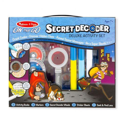 On-the-Go - Vyrieš tajomstvo - Deluxe set 1