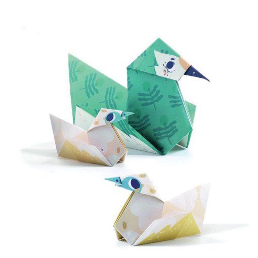 Origami - Zvieraicie rodinky 2